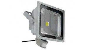 Flood light with IR